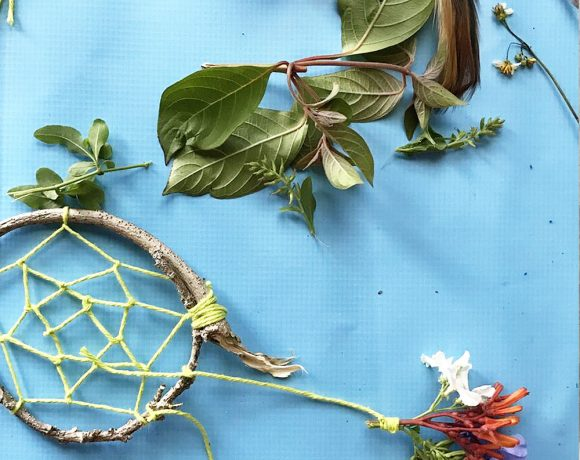 Banish Nightmares With This Dream Catcher Craft For Kids