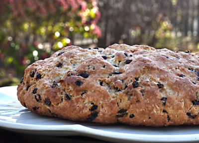 This Irish Soda Bread Recipe with currants has a secret ingredient that makes it stand out from all the rest. I was skeptical at first, but it's delicious!