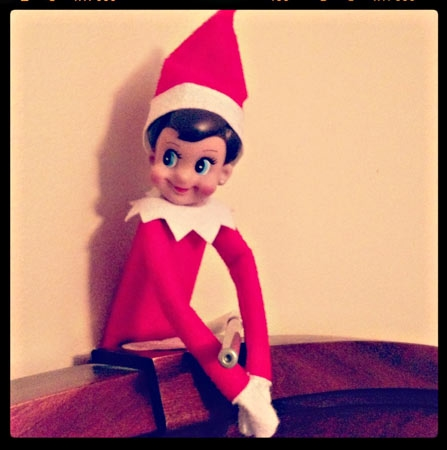 Elf on the Shelf Ideas, www.weknowstuff.us.com