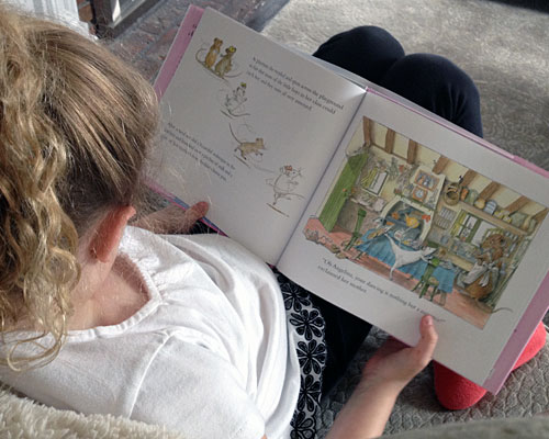 Reading aloud is one of the most important things parents can do with their children, yet parents struggle to find time to do it. Find time, with our tips.