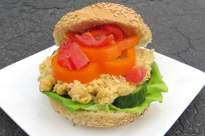 Healthy Chickpea Mash Recipe, www.weknowstuff.us.com
